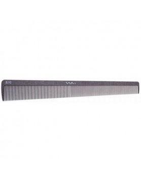 VIA SG-510 Silicone Graphite Tapering Comb